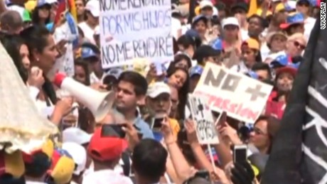 Women's March to protest Venezuelan president