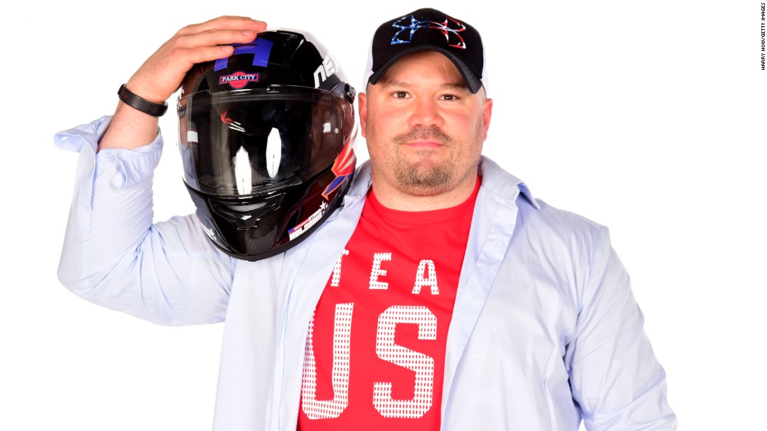 "American bobsledder <a href=""http://www.cnn.com/2017/05/06/sport/olympic-champion-bobsledder-dies/index.html"" target=""_blank"">Steven Holcomb</a>, who piloted a four-man team to Olympic gold in 2010, died on May 6. The 37-year-old was found in his room at the US training center in Lake Placid, New York. No cause of death was given."