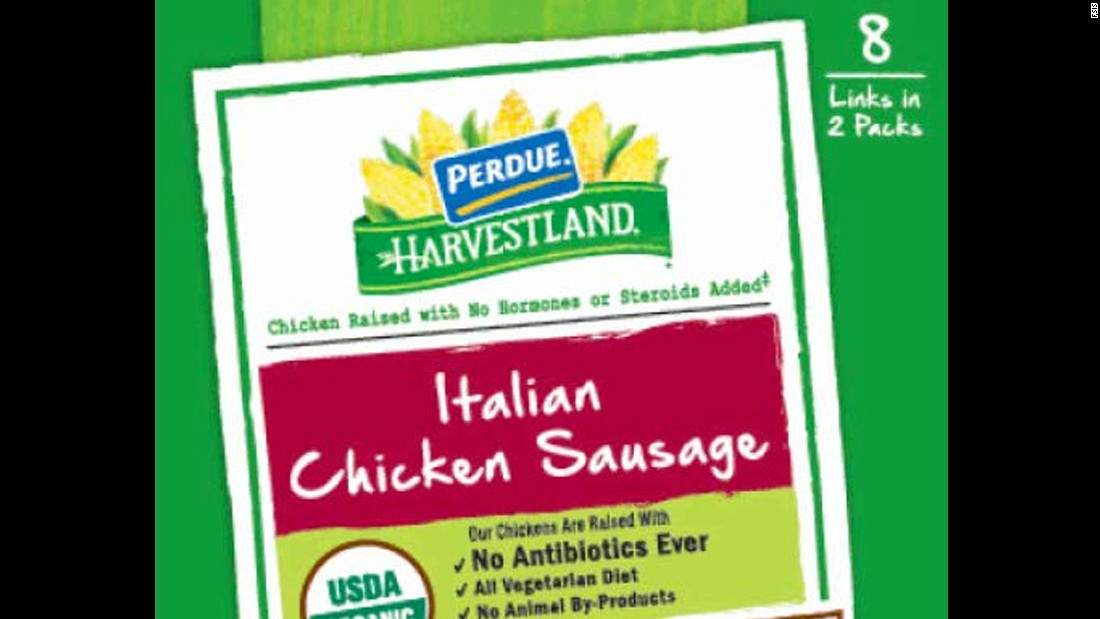 Perdue recalls chicken sausage over plastic pieces - CNN