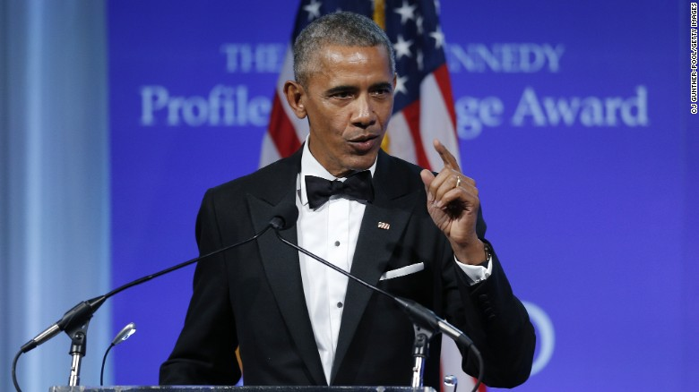 Obama calls on Congress to have courage
