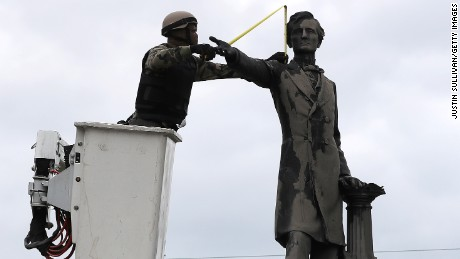 Cost of removing Confederate monuments in New Orleans: $2.1 million