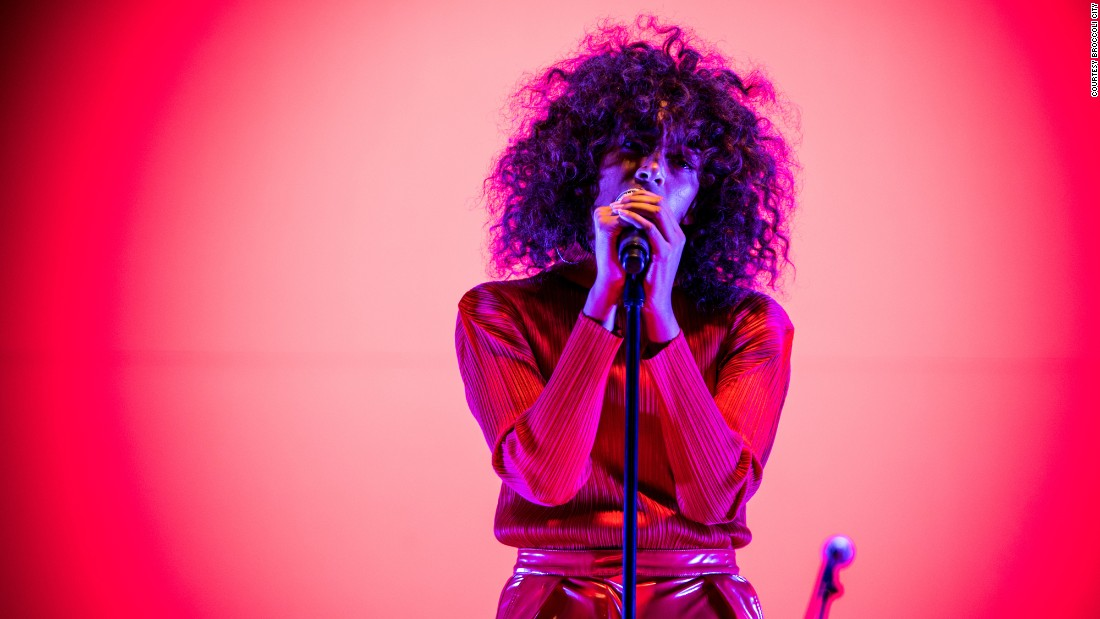 Solange is out of Coachella - CNN thumbnail