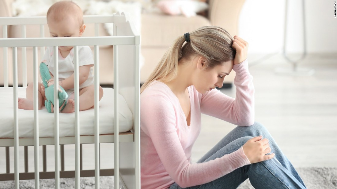 Mothers Depression When Kids Are Young >> Parental Burnout It S Really A Thing Cnn