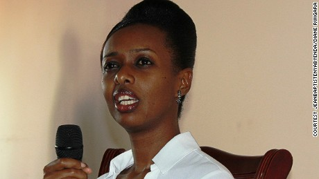 Fake nude photos were used to 'silence me', disqualified Rwandan candidate says