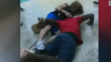 Wunderbar The Video Shows A Teenager And A Woman Falling In A Pool Area In North  Lauderdale