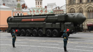 US threatens to 'take out' Russian missiles if Moscow keeps violating nuclear treaty
