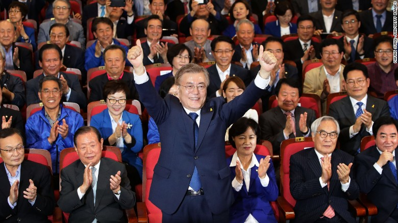 South Koreans pick their next leader