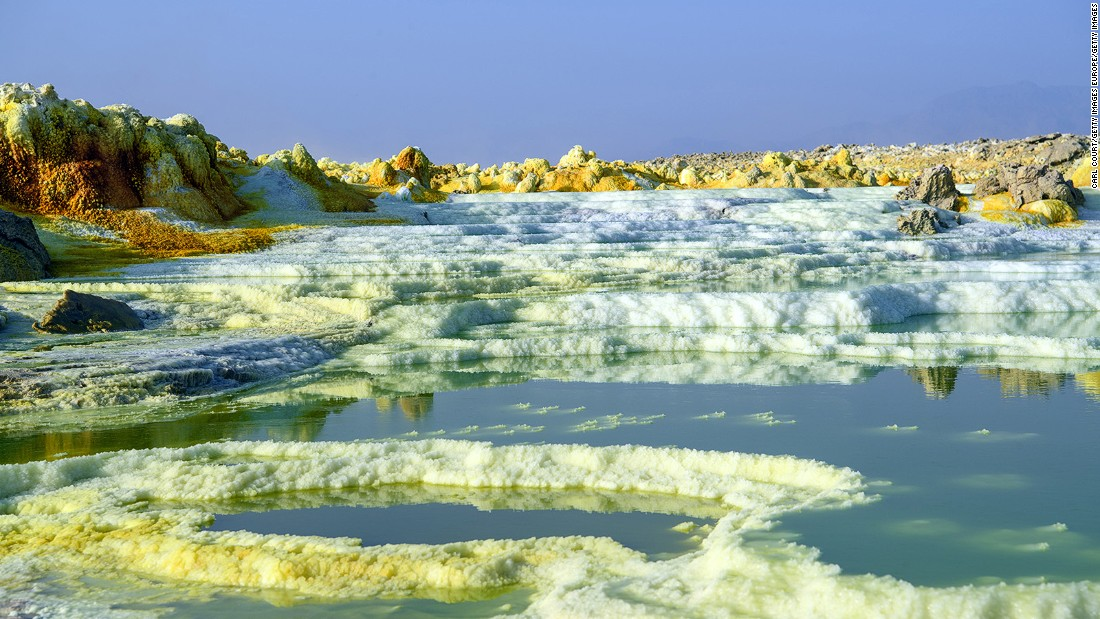 His team, researchers from the University of Bologna and the International Research School of Planetary Science, traveled to Danakil to study extremophiles, resilient organisms that can exist in harsh conditions.