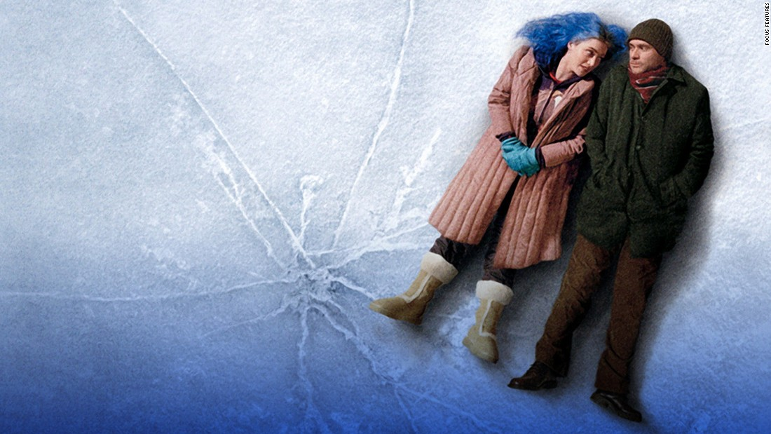 "Joel (Jim Carrey) and Clementine (Kate Winslet) recall a special time in their relationship, which they are about to erase from their minds in the science-fiction comedy/drama ""Eternal Sunshine of the Spotless Mind"" (2004).Will they stop obliterating their memories of each other before it's too late?"