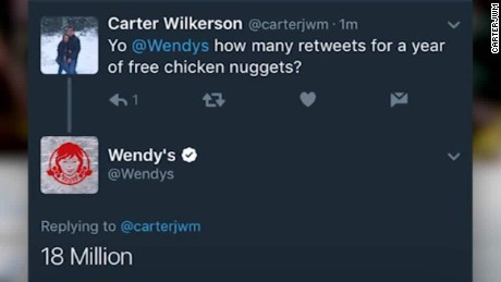 wendys free nuggets tweet breaks retweet record orig vstan_00002103.jpg