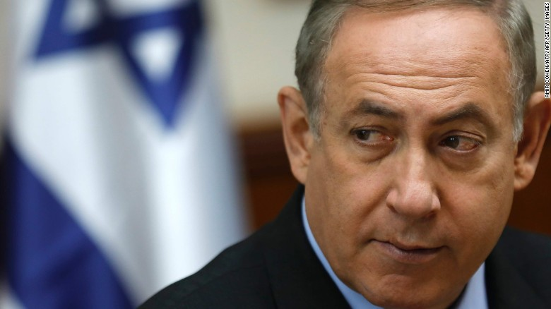 Netanyahu speaks out amid corruption probes