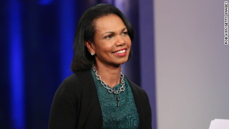 Rice on Mueller probe: 'Nobody should try to impede the investigation'