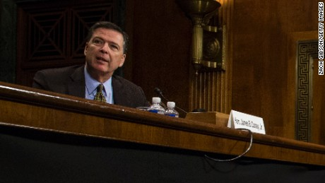 James Comey hoped leak would lead to special counsel on Russia