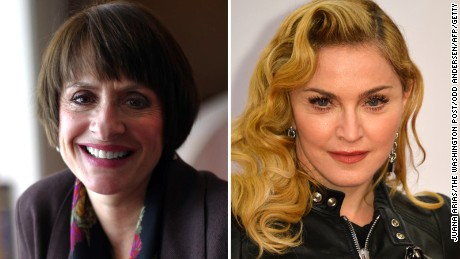 Patti LuPone is not a fan of Madonna's acting.