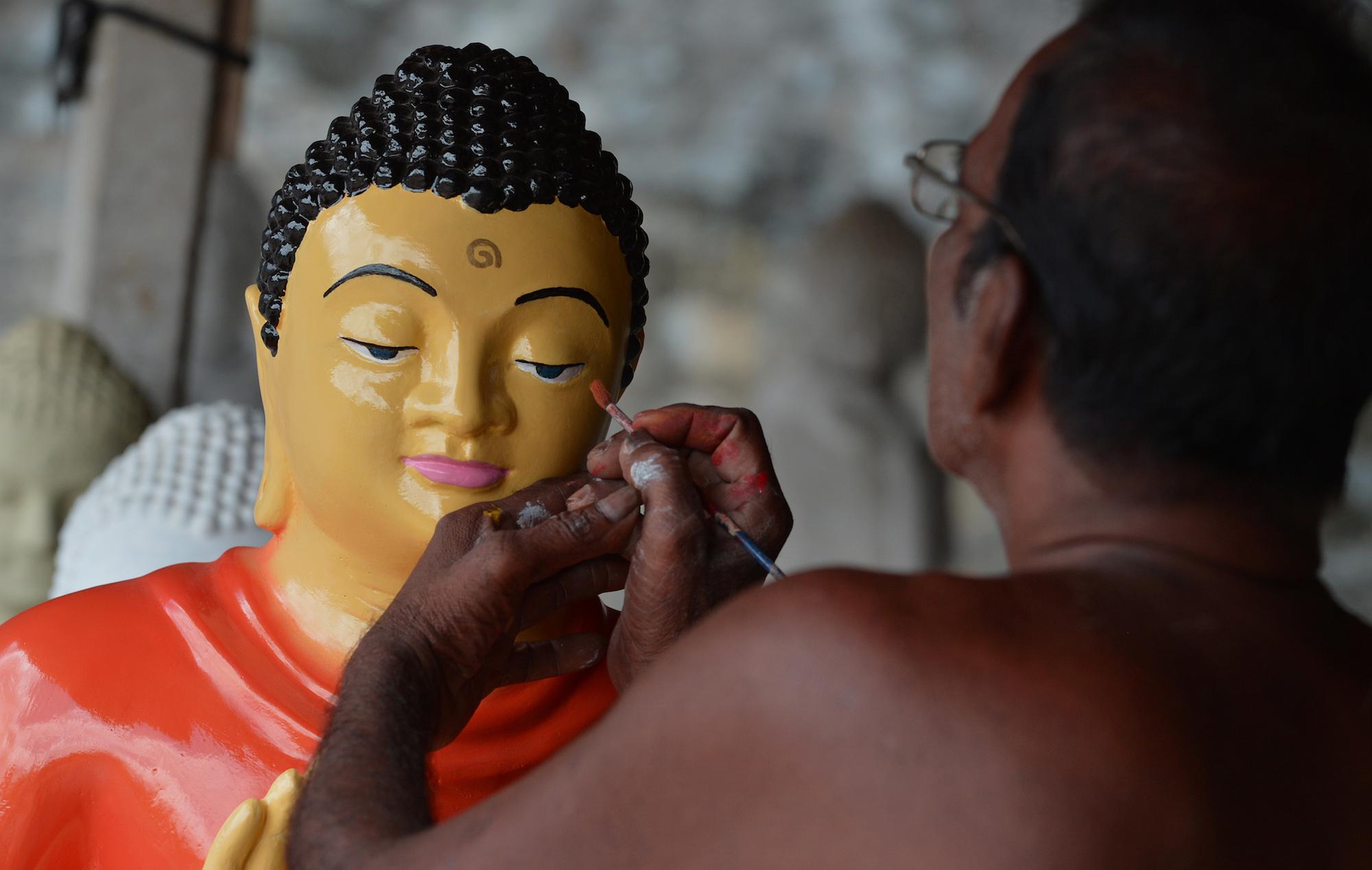 Vesak Day Celebrating The Life Of Buddha Cnn Travel