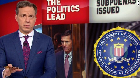 Tapper: The real reasons Trump fired Comey