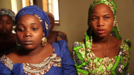 Nigeria rehabilitating freed Chibok girls