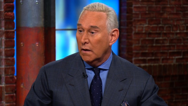 Stone: I talk to Trump on occasion