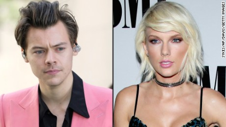 Fans have thought Harry Styles and Taylor Swift were writing about each other before.