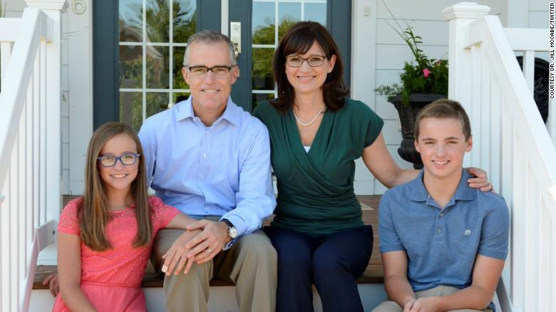 Jill McCabe: Trump's attacks are a nightmare