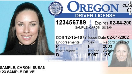 State Could Ids On - X Soon A Third F Oregon Offer Cnn M Gender Option