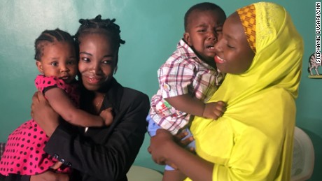 A rare inside look at the Chibok girls' road to recovery