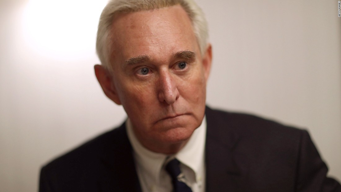 WSJ: Roger Stone tried to get information on Clinton from Assange