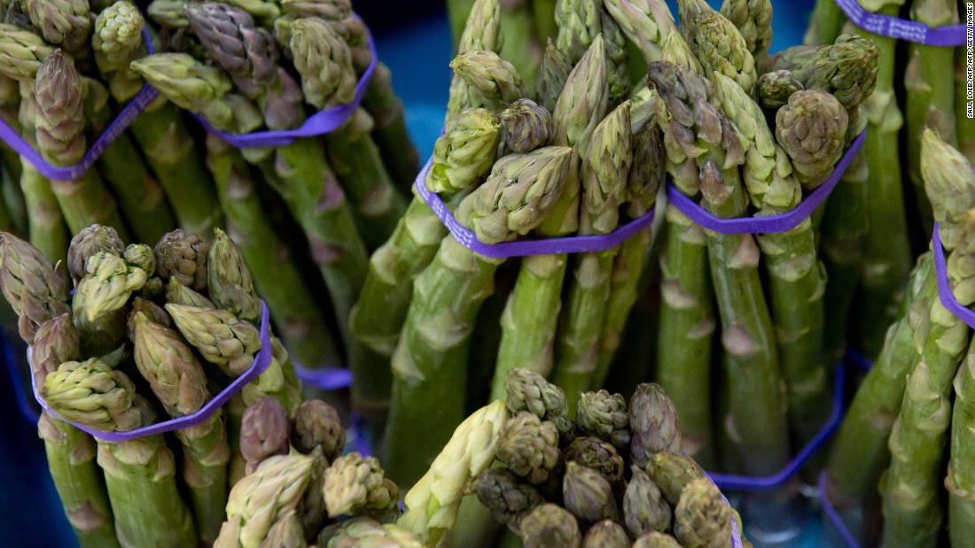 "The only vegetable on the list is also the most surprising entry. Asparagus creates 8.9 kilos of emissions per kilo produced, according to the NRDC. But how? <br /><br />The problem is mostly in the <a href=""http://theplate.nationalgeographic.com/2016/02/09/the-surprisingly-big-carbon-shadow-cast-by-slender-asparagus/"" target=""_blank"">air miles</a>. NRDC's Sujatha Bergen explains: ""Much of the asparagus in the United States is flown in from Latin America, which results in greater climate emissions than foods that are transported by trucks. While it's not the only produce item that is flown into the country, a higher proportion of it is transported this way than most other common fruits and vegetables (many of which we import from Mexico). In general, if people are looking to minimize their climate impacts, they should avoid air freighted foods as much as possible."""