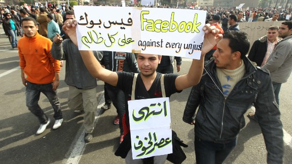 Facebook and other social media have been vital resources for Egyptian activists - and targets for successive governments.