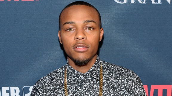"""Rapper Shad """"Bow Wow"""" Moss arrives for an event in September 2015 in Las Vegas, Nevada."""
