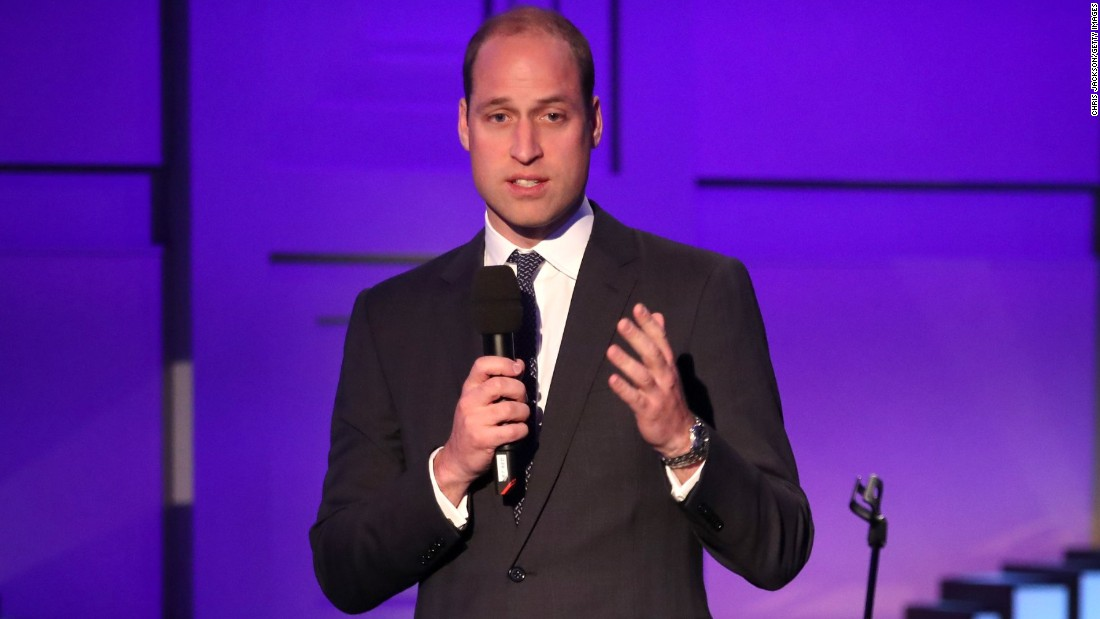 William jumped to the third spot this year; it gets a royal boost from the Duke of Cambridge, Prince William.