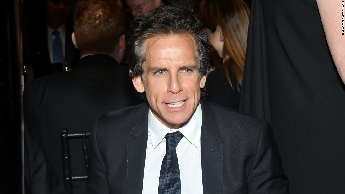 It's an old name, but Benjamin was a new addition to the top 10 list in 2015. The name ranked sixth in 2016. Among the buzziest Bens of today? Actor Ben Stiller.