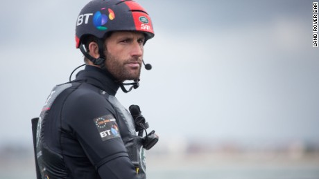 Ben Ainslie swaps Land Rover for INEOS in bid to win America's Cup