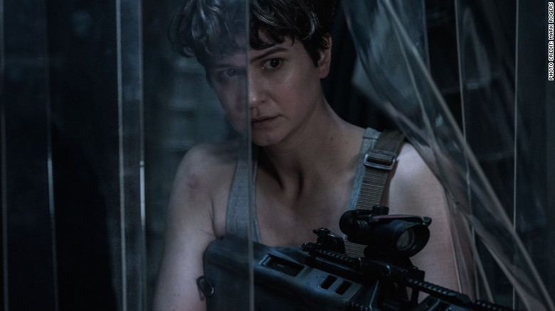 Why 'Alien: Covenant' was scary to film