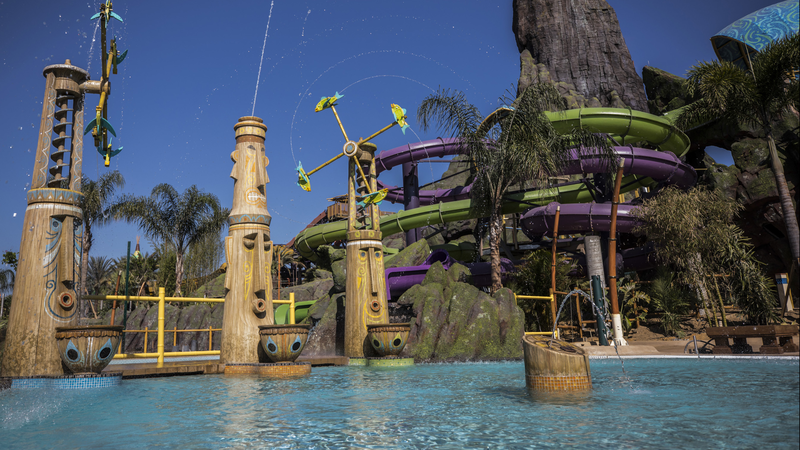 Today Will Attend Grand Opening Of Volcano Bay Universal S First Water Park