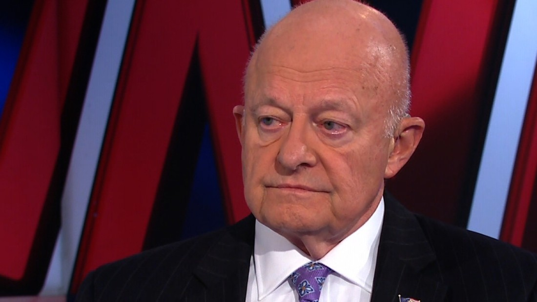 Sotu >> Clapper: US institutions under assault by Trump - CNN Video