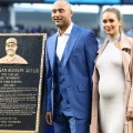 Derek Jeter retired number