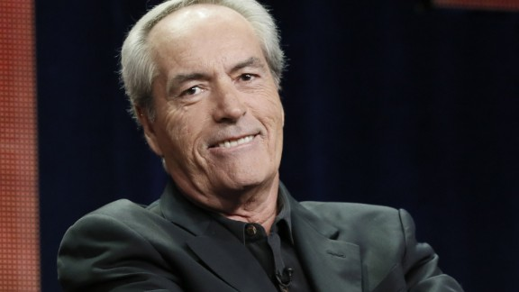 """Powers Boothe, known for his roles in """"Sin City,"""" """"Agents of S.H."""