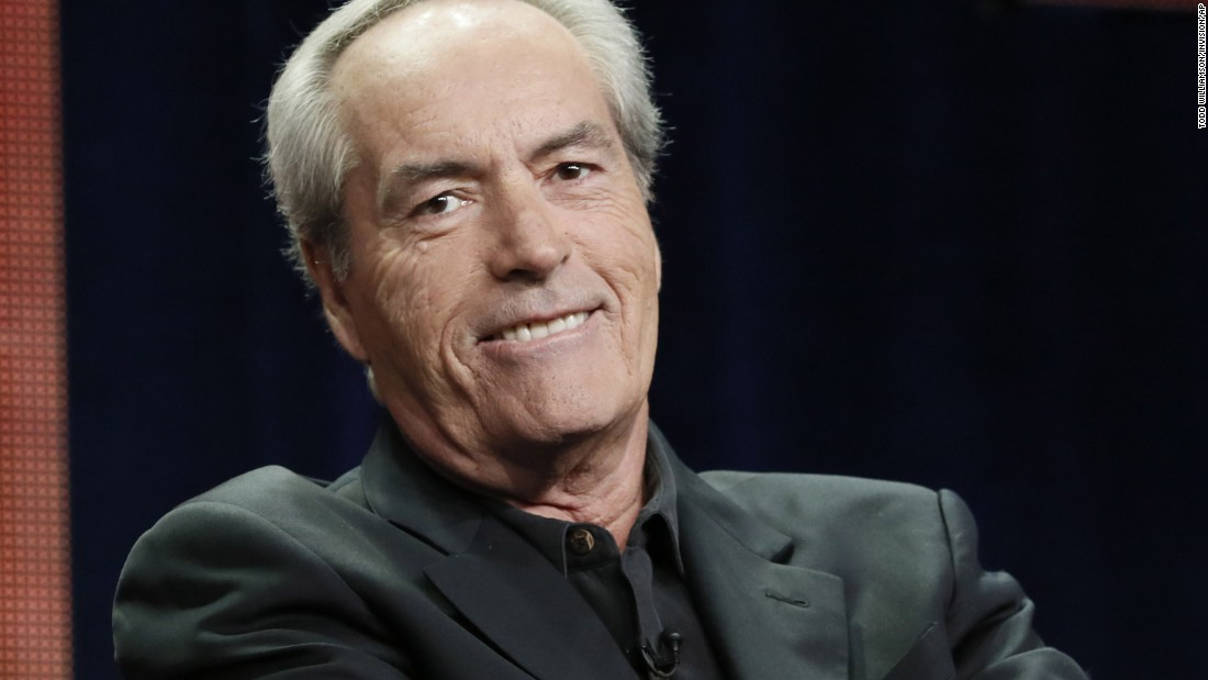 "<a href=""http://www.cnn.com/2017/05/14/entertainment/powers-boothe-dies/index.html"" target=""_blank"">Powers Boothe</a>, known for his roles in ""Sin City,"" ""Agents of S.H.I.E.L.D,"" and ""Deadwood,"" died May 14. The Emmy-winning actor was 68."