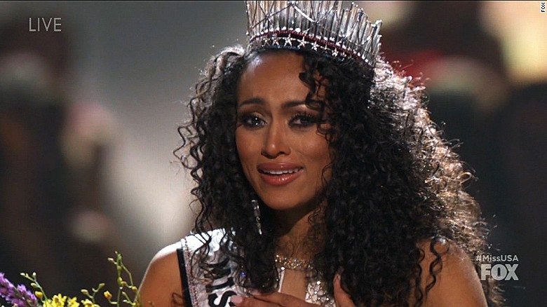 Miss USA: Health care is a privilege