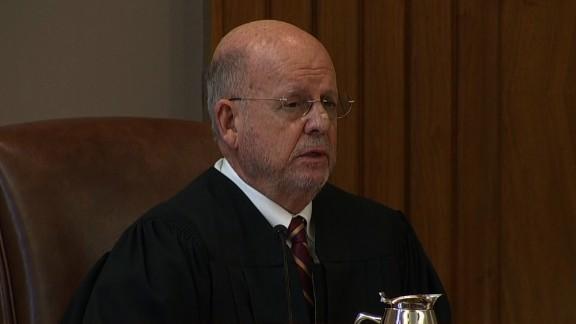 Judge Michael Hawkins