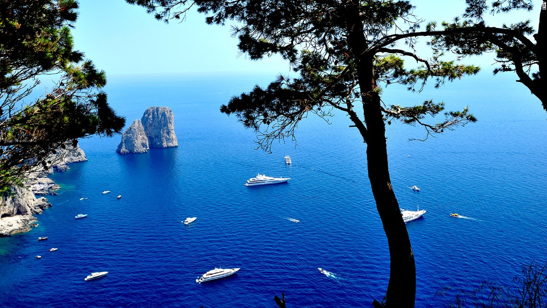 One of Italy's most idyllic islands says it is 'Covid-free'