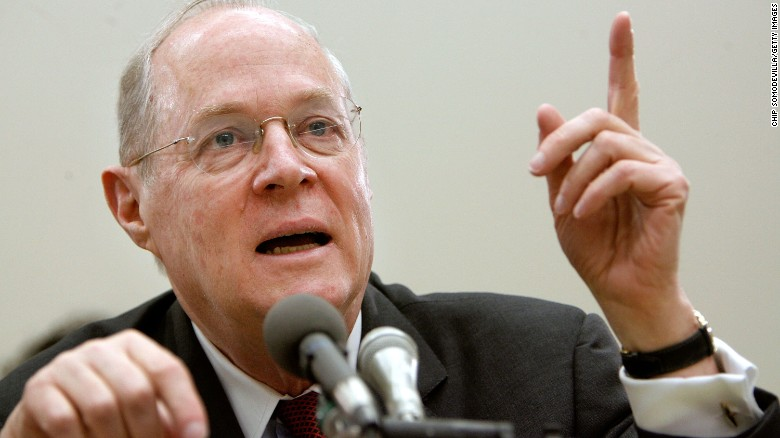 Anthony Kennedy: The swing vote