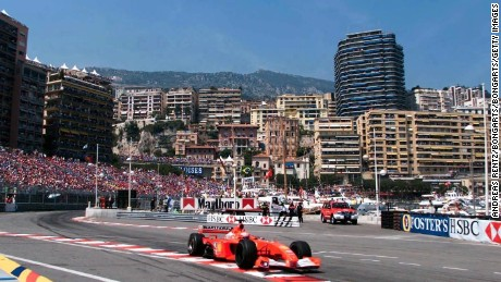 How well do you know the Monaco Grand Prix?