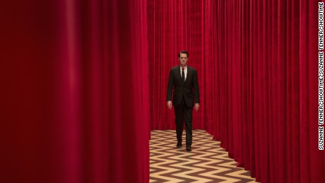 Kyle MacLachlan in 'Twin Peaks.' Photo: Suzanne Tenner/SHOWTIME