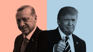 Turkey is trying to offload its problems onto Trump