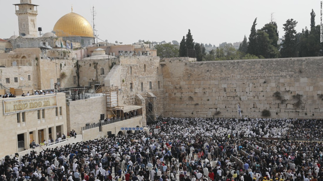 israel shocked over trump aide s western wall comment cnn