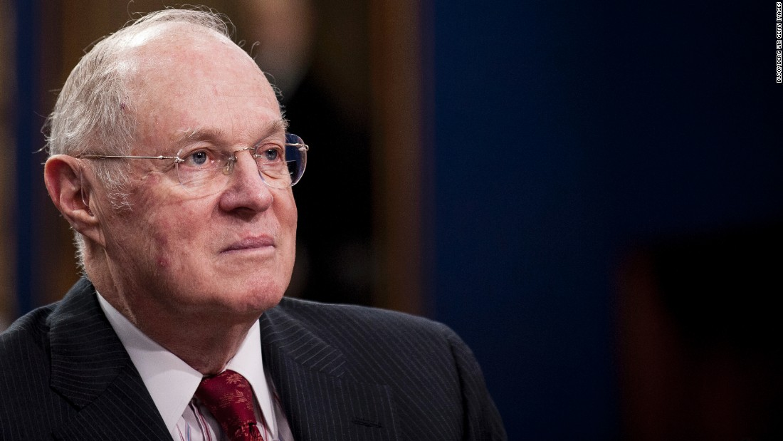 Anthony Kennedy, the longest-serving member of the current Supreme Court, was appointed by President Ronald Reagan in 1988. He is a conservative justice but has provided crucial swing votes in many cases.