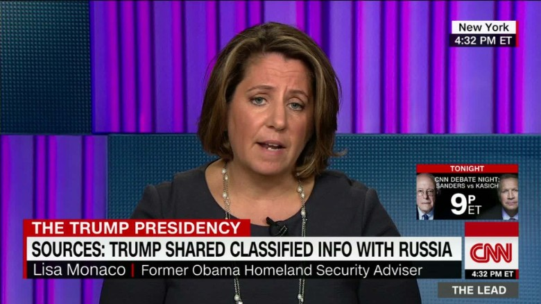 lisa monaco the lead trump russia classified information_00005029