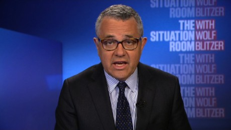 Toobin: If true, it's obstruction of justice